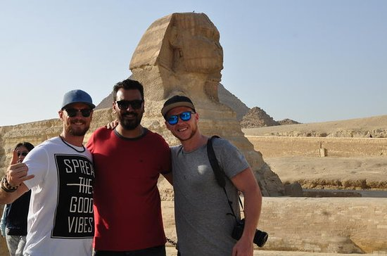 Halbtagestour Pyramiden & Sphinx