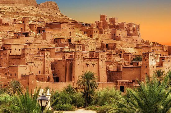 Private day tour to Ouarzazate and...