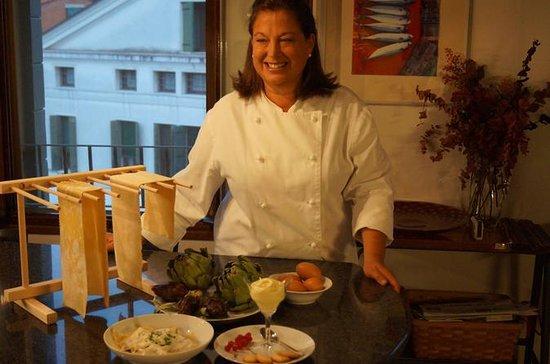 Corso di cucina gustoso a Venezia