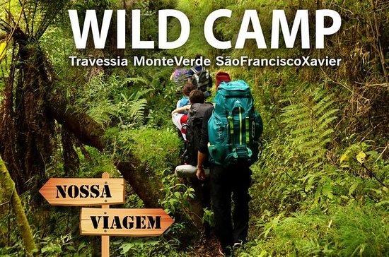 Camping Selvagem e Caminhada na...