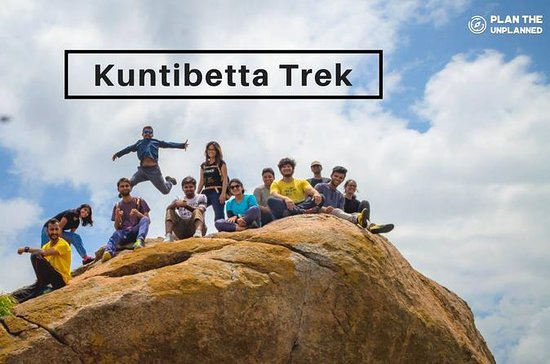 Kunti Betta Trek-Plan The UnPlanned