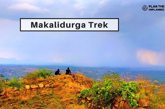 Makalidurga Trek-Plan The UnPlanned