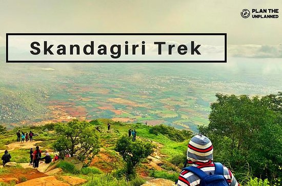 Skandagiri Trek-Plan The UnPlanned