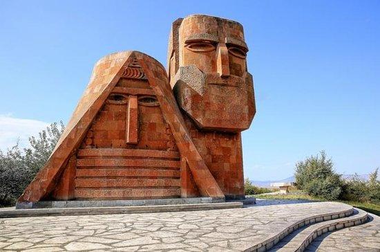 Armenien og Artsakh tour i 3 dage, 2...