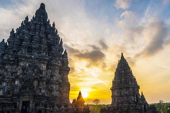 Prambanan Temple Sunset Tour from...