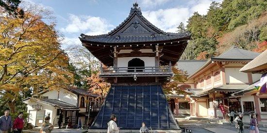 Eigen-ji Temple Bell Tower