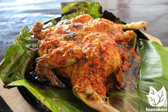 Masakan Manado Halal Di Batam Ulasan Bunaken Kopitiam Batam