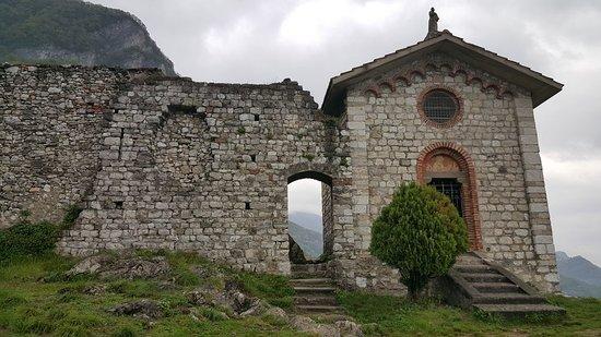 Castello dell'Innominato (Promessi Sposi) - Vercurago