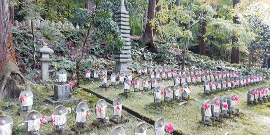 Kongorin-ji Temple Sentaijizo