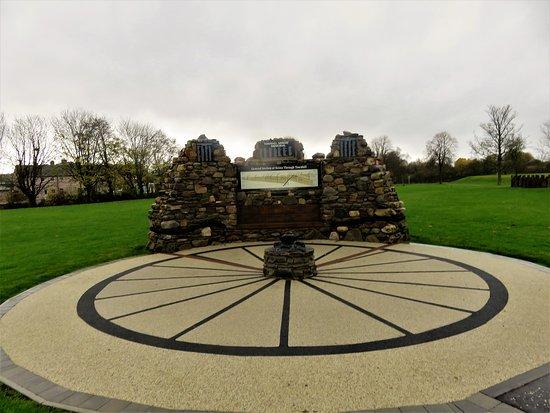 Dunfermline, UK: roundel