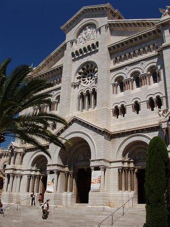 Monaco: Cattedrale
