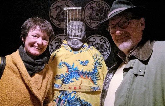 Het Terracottaleger van Keizer Qin: genieten is de boodschap