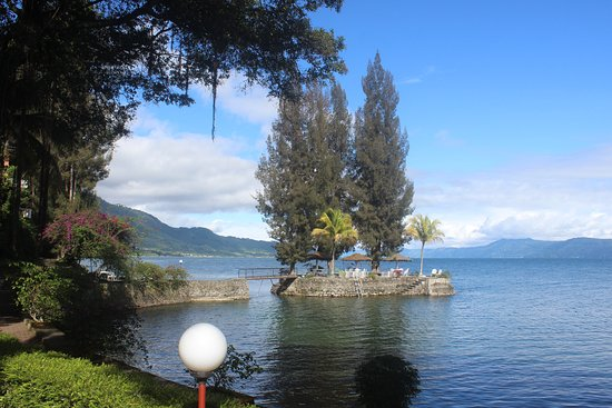 Медан, Индонезия: Toledo inn Lake View, Tuk-Tuk - Enos Tour