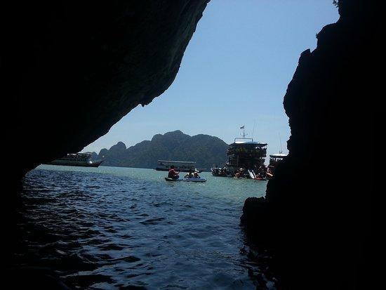 James bond island. Enjoy !