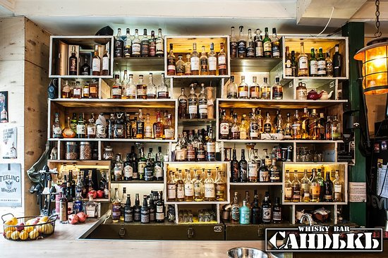 Whisky Bar Sandak