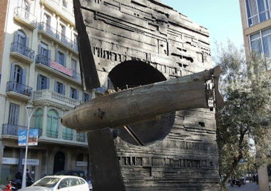 Monument a Narcis Monturiol