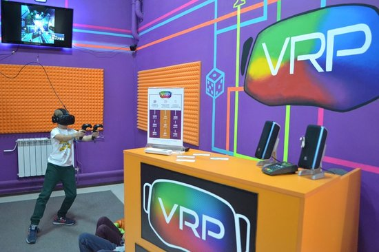 VRP Virtual Reality Club