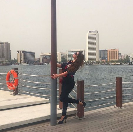 A relaxing day at Al Seef by the Dubai Creek