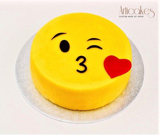 Le Reve Patisserie-Chocolaterie: emoji kus taart