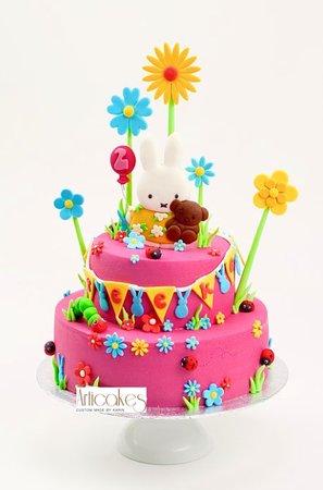 Le Reve Patisserie-Chocolaterie: Nijntje taart