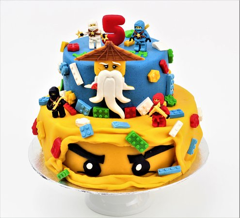Le Reve Patisserie-Chocolaterie: Ninjago taart