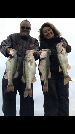 Corky & Tangie's Guided Bass Fishing Tours