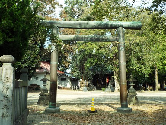 ‪Hachiman Shrine‬