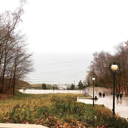 Svetlogorsk Embankment: Набережная Светлогорска