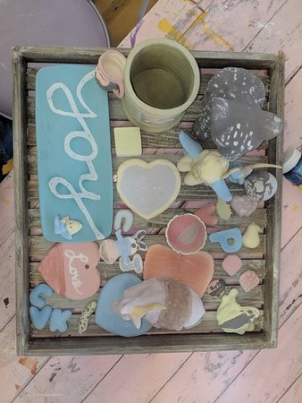 Paint The Town Pottery and Gift