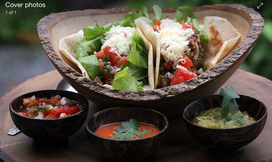 Amazing tacos
