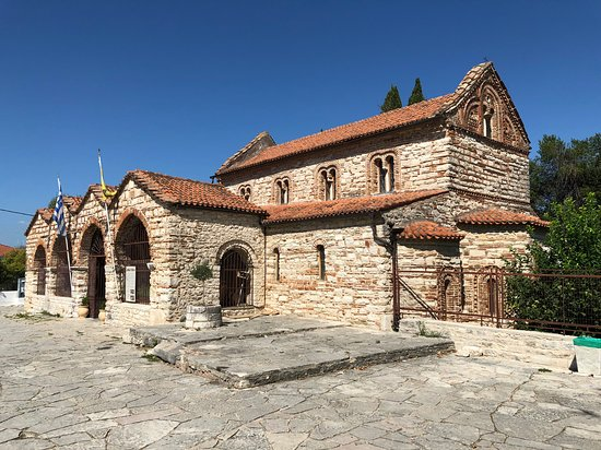 ‪Church of Agia Theodoras‬