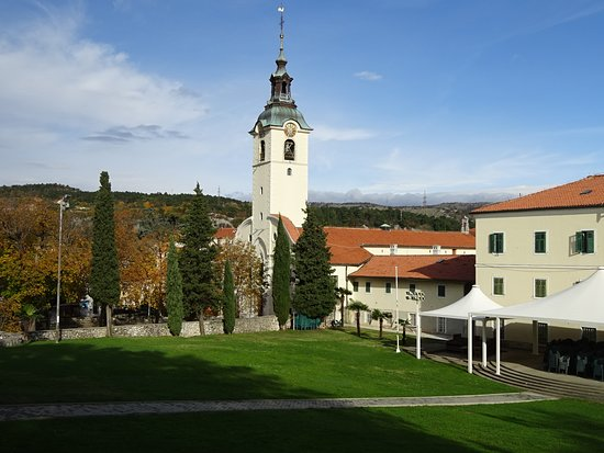 Shrine of Our Lady of Trsat