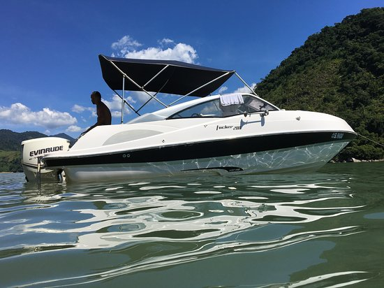 El Shadai Boat