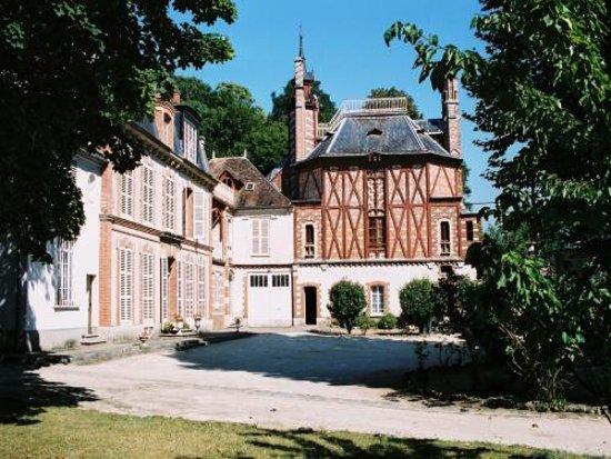 Fontainebleau, Fransa: vue extérieure