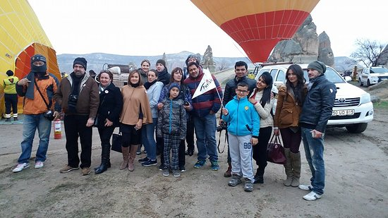 Каппадокия, Турция: Cappadocia balloon tour