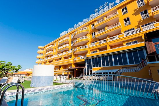 Hotel Villa de Adeje Beach, hôtels à Costa Adeje