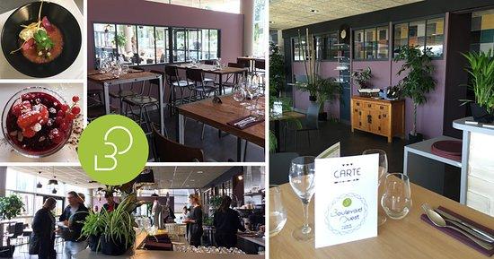 Vues intérieures du Boulevard Ouest restaurant /1