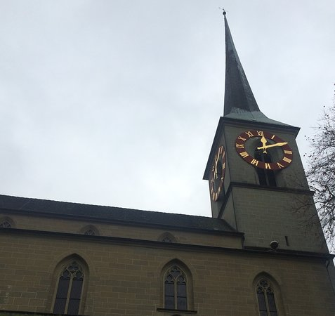 Burgdorf, Suiza: Stadtkirche