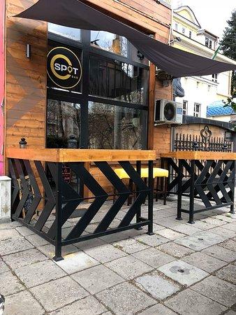 SPOT Bar