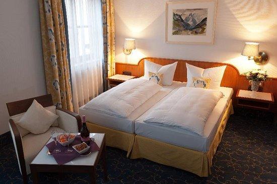 Unterfohring, Tyskland: Guest Room