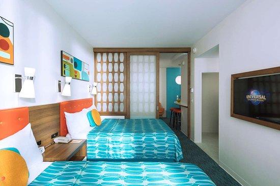 2 Bedroom Suite Picture Of Universal S Cabana Bay Beach Resort Orlando Tripadvisor