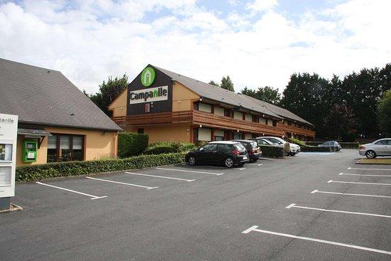 La Riviere-Saint-Sauveur, France: Photo hotel