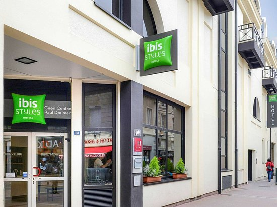 Ibis Styles Caen Centre Paul Doumer