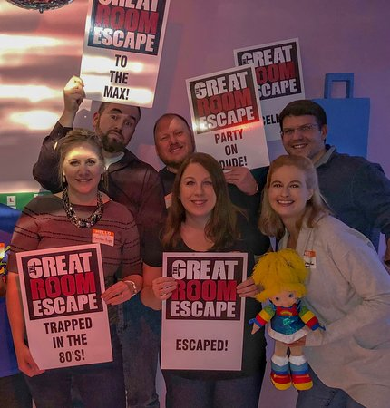 Great Room Escape West Chester 2020 All You Need To Know Before You Go With Photos Tripadvisor