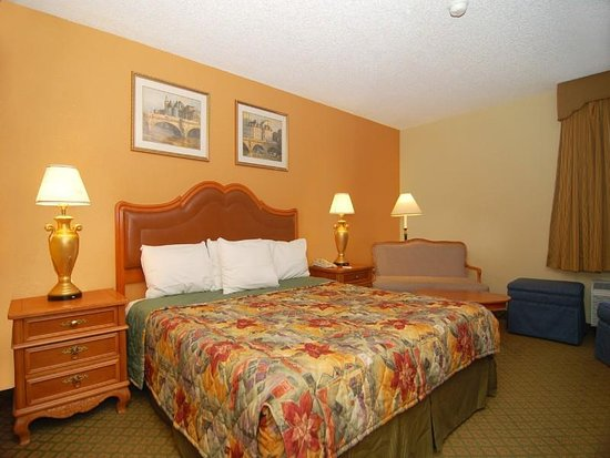 Tolleson, AZ: Guest Room