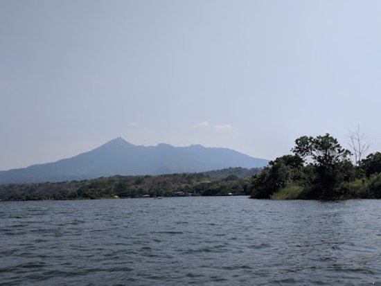 Lake Nicaragua, Nicaragua: Volcano