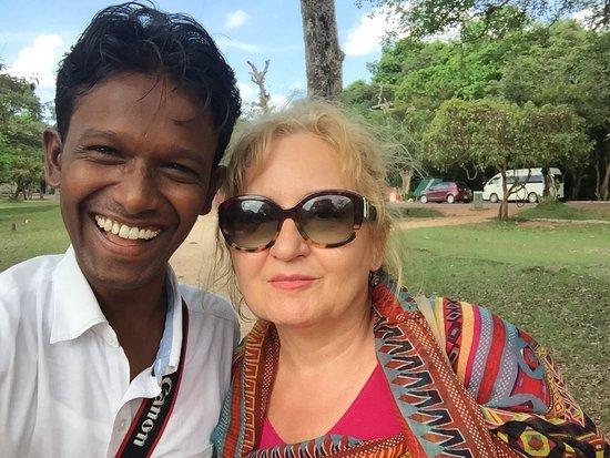 (2018-April-14) Travel with poland team at Polonnaruwa