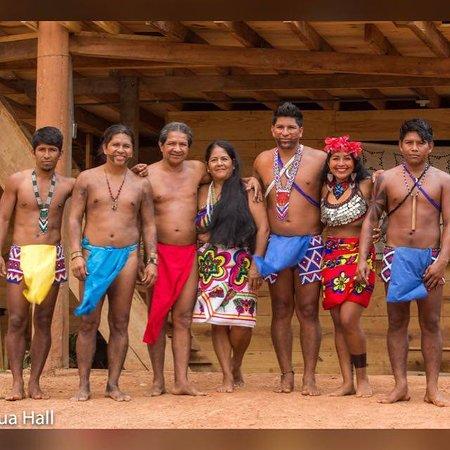 Sabanitas, Panama: Embera Tribe