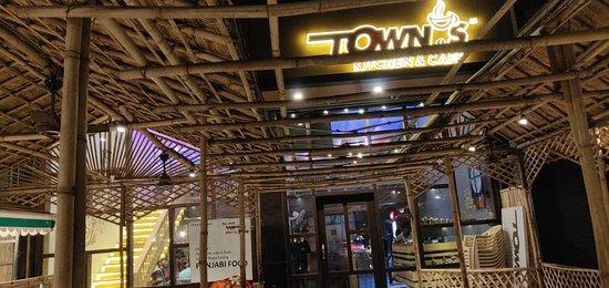 Town S Kitchen Cafe Mundra Menu Prices Restaurant Reviews Tripadvisor