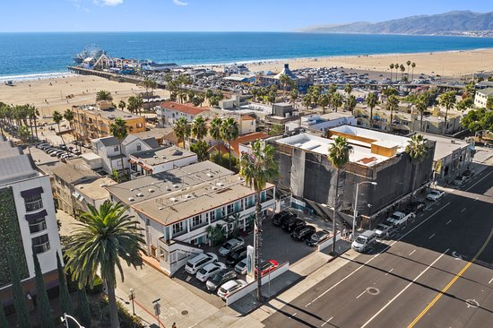 Welcome To The Hotel California Such A Lovely Place Review Of Sea Blue Hotel Santa Monica Tripadvisor